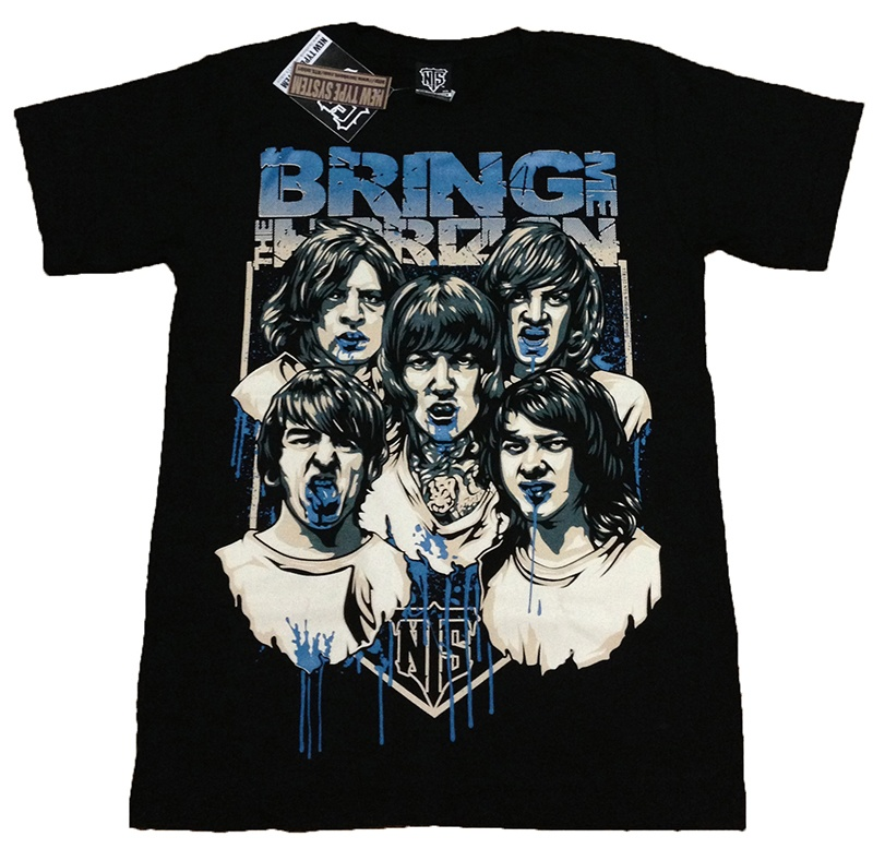 Bring Me the Horizon BMTH 132
